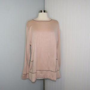 Calvin Klein | Light Pink Sweater
